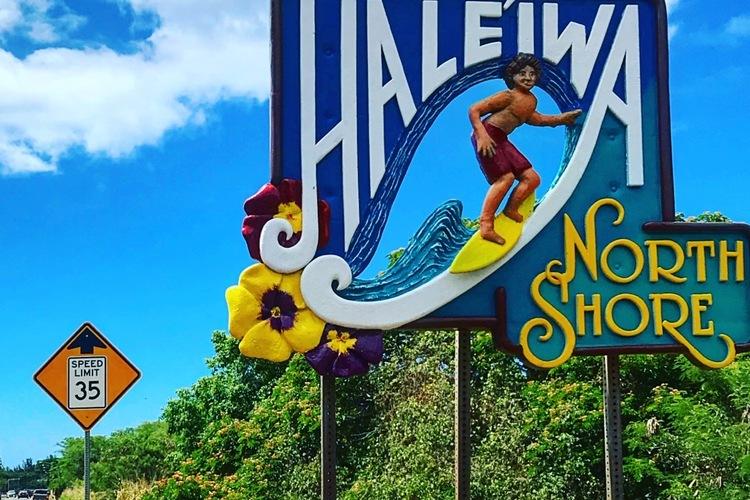 古き良きハワイを味わえるハレイワの町を徹底散策! ガーリックシュリンプやシェイブアイスで舌鼓🍤🍧天使の羽や海ガメビーチもお約束!